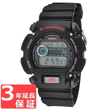 【3年保証】 カシオ 腕時計 CASIO G-SHOCK Gショック ジーショック 時計 メンズ 新品 時計 多機能 防水 海外モデル DW-9052-1V ブラック 黒 DW-9052-1VDR カシオ 腕時計 誕生日プレゼント 男性 バレンタイン ギフト 【あす楽】