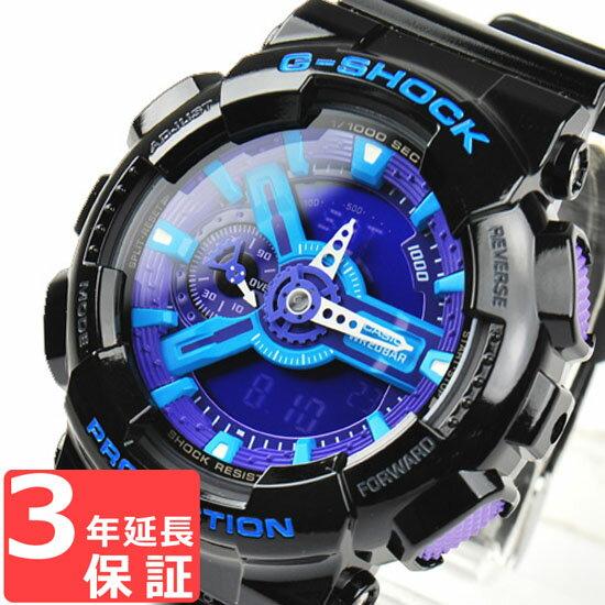 腕時計, メンズ腕時計  3 CASIO G G-SHOCK GA-110HC-1A GA-110HC-1ADR GA-110HC-1AJF