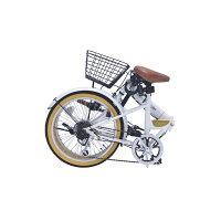 MYPALLAS(マイパラス)折りたたみ自転車20・6SP・オールインワンM-252ダークグリーン(GR)