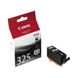 (まとめ) キヤノン Canon インクタンク BCI-325PGBK ブラック 4528B001 1個 【×4セット】