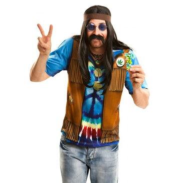 コスプレ衣装/コスチューム Yiija Hippie boy S Tシャツ