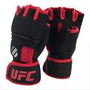 UFC ユーエフシー ナックル インナーグローブ BLACK ブラック 黒 L/XL UHK-69541 バンテージ ボクササイズ 格闘技 武道 空手 キックボクシング 総合格闘後