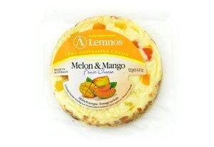 クリームチーズ メロン&マンゴー【フレッシュ/デザートタイプチーズ】