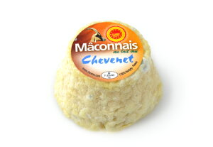 旨みの凝縮された山羊乳製チーズ(シェーヴル)マコネAOP ドゥミセック【山羊乳製チーズ/シェ...
