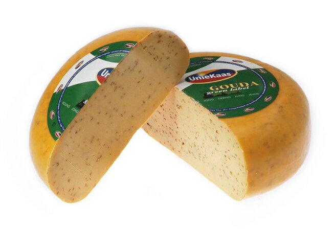 ゴーダ クミン 90g【セミハードタイプチーズ/オランダ】