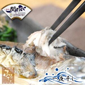 関サバ一夜干し Lサイズ 2枚 大分県佐賀関漁業協同組合 ブランド魚 関さば 鯖 干物
