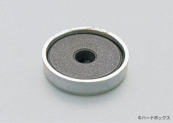 ランプ印 マグネットキャッチ R型 【RMC φ25.2】 光沢クロメート処理