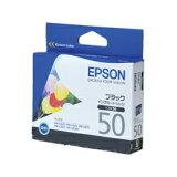 EPSON純正インク ICBK50 ブラック