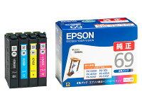 【ネコポス便発送】EPSON純正インクIC4CL694色パック