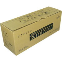 富士通(FUJITSU)純正品ドラムカートリッジCL112ブラック(0845410)