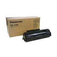 【訳あり特価品】Panasonic純正品DE-3380トナーカートリッジ【送料無料】