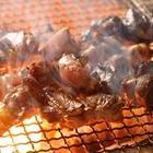宮崎地鶏炭火焼「車」で一番人気の宮崎名物もも炭火焼を10袋セットで、なんと5,300円!宮崎名物...