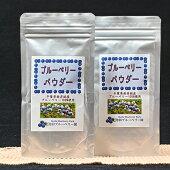 ブルーベリーパウダー2袋セット【送料無料】