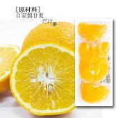 【送料無料】南房総市産冷凍甘夏4個入16パック冷凍フルーツ国産柑橘【竹内彩】