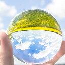 CrystalLover水晶玉 水晶球 無色透明 クリア台座