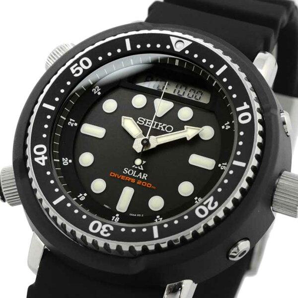お買い物マラソン  クーポン配布中  アップ 新品腕時計SEIKOセイコーSNJ025P1海外モデルPROSPEXプロスペック