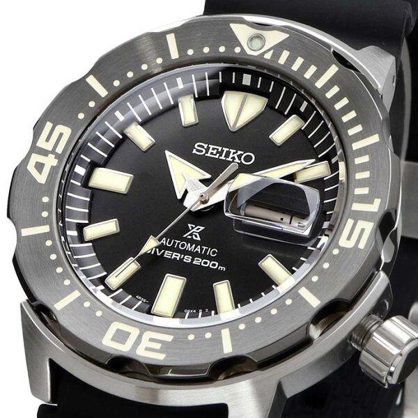 お買い物マラソン  クーポン配布中  アップ 新品腕時計SEIKOセイコー海外モデルPROSPEXプロスペックスMonster
