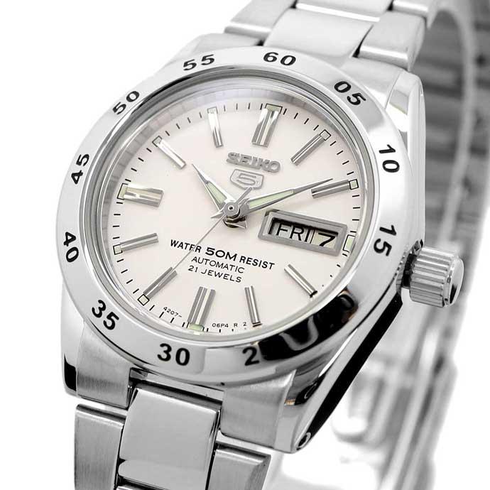 腕時計, レディース腕時計  SEIKO 5 50M SYMG35K1