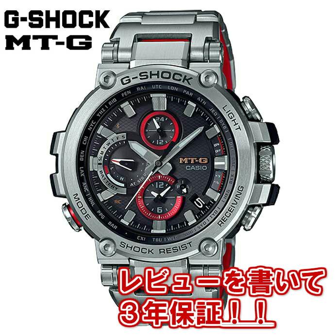 腕時計, メンズ腕時計  3 CASIO G-SHOCK MTG-B1000D-1AJF