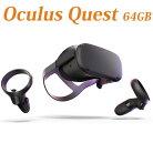 OculusQuest64GBヘッドセットオキュラスクエスト64GB海外お取り寄せ商品送料無料オキュラスクエストOculusTouchコントローラー[ヘッドマウントディスプレイ/VRゴーグル/PCゴーグル]