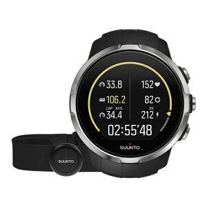 スント腕時計SuuntoSS022648000SPARTANSPORTBLACK(HR)スパルタンスポーツブラック50mmWatch海外直送商品米国正規商品送料無料【smtb-tk】