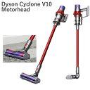 ダイソン 掃除機 コードレス サイクロン v10 Dyson Cyclone V10 Motorhead Cordless Vacuumダイソン サイクロン v10 モーターヘッド コードレスクリーナーanimalp+ と同じダイレクトドライブクリーナーヘッド付属機種!米国正規品 並行輸入品