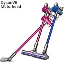 Dyson V6 Motorhead Cordless Vacuumダイソン v6 モーターヘッド コードレスクリーナー☆米国限定カラー☆ 米国正規品 並行輸入品 1年保証付ダイソン v8よりお買い得価格!ハンディクリーナー コードレス 掃除機 ダイソン掃除機