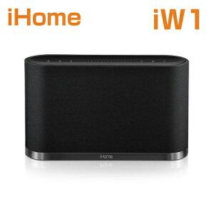 iHomeiW1AirPlaywirelessaudiosystemwithrechargeablebatteryアイホームiW1米国正規商品