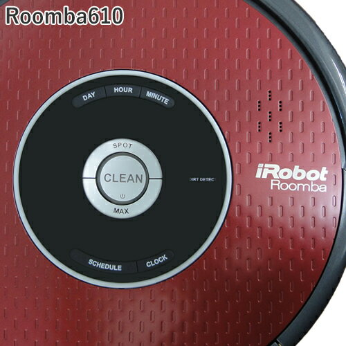 iRobot Roomba 610アイロボット ルンバ 610【並...
