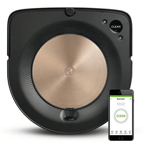 アイロボット ルンバ S9 (9150) (最新機種) Wi-Fi 対応 ロボット掃除機 お掃除ロボ iRobot Roomba s9 (9150) Robot Vacuum Wi-Fi Connected, Works with Alexa ※自動ゴミ収集機は付属しません※【米国正規品】【並行輸入品】画像
