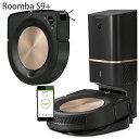 アイロボット ルンバ S9+ (9550) (最新機種) Wi-Fi ...