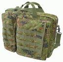 自衛隊迷彩ミリタリー仕様の大型安心バッグFOバッグ