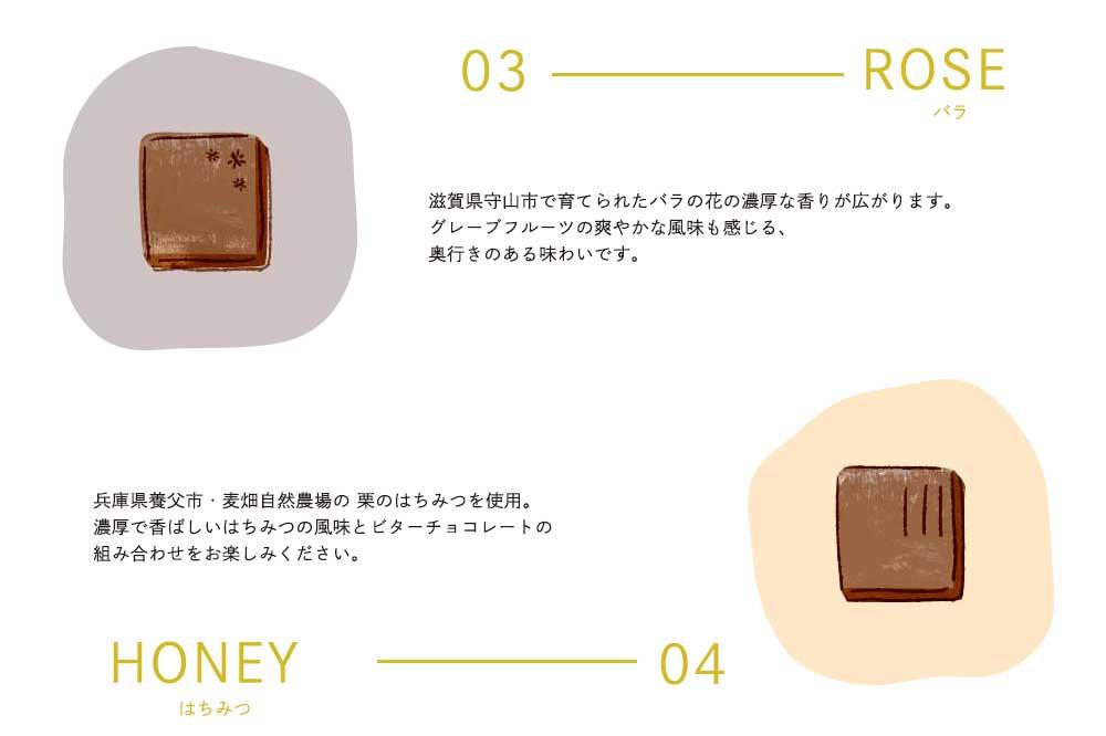 チョコレート【旅するチョコレイト6粒詰め合わせ】ボンボンショコラ|バレンタインデー|自分ご褒美|冬ギフト|手土産|お取り寄せグルメ|洋菓子|ショコラティエ|本命チョコ|【常温配送】
