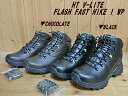 ♪HI-TEC HT V-LITE FLASH FAST HIKE I WP▼CHOCOLATE(0...