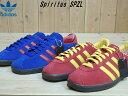 残りわずか♪ adidas originals Spiritus SPZL▼BLU/RED(CG29...