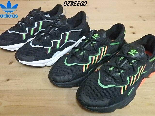 メンズ靴, スニーカー 103018 adidas originals OZWEEGOBLACKONIX(EE7002)BLAC KHIRECO(EE5696)