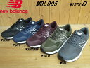 ♪New Balance MRL005▼BLACK(BW)・...
