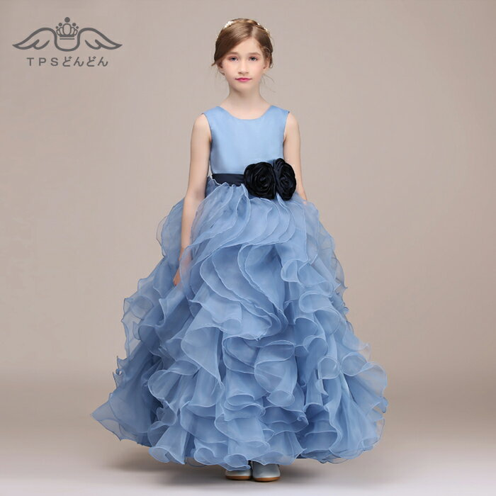 99e0cc96de91b こどもドレス  送料無料  子供ドレス 子供ドレス 発表会 結婚式 160 ...
