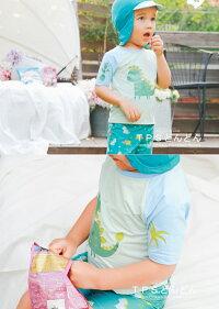 【新店開業・ネコポス発送送料無料】大人気ベビー水着子供キャップ付き男の子水着女の子子供恐竜パンダベビーキッズコスプレ水着ロンパースこども水着