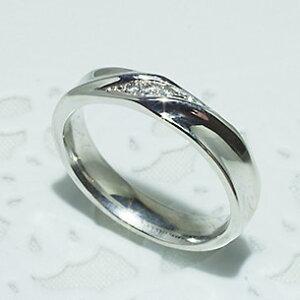 ペアリング・結婚指輪・マリッジリングプラチナリング(Pt900)女性用「5210LP」-4