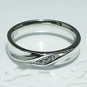 ペアリング・結婚指輪・マリッジリングプラチナリング(Pt900)女性用「5210LP」-5