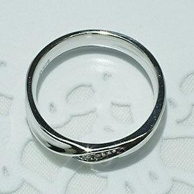 ペアリング・結婚指輪・マリッジリングプラチナリング(Pt900)女性用「5210LP」-6