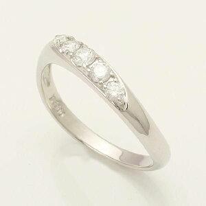 プラチナダイヤモンドリング指輪pt900「93358P」
