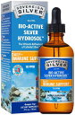 ソブリンシルバー バイオ アクティブ シルバー ヒドロゾル 4 oz (118 ml) - Sovereign Silver Bio-Active Silver Hydrosol 4 oz (118 ml) コロイダルシルバー / Sovereign Silver Colloidal Silver - SHOP2USA