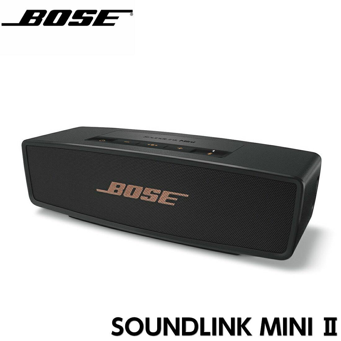 オーディオ, ポータブルスピーカー BOSE SoundLink Mini 2 2 Bluetooth speaker