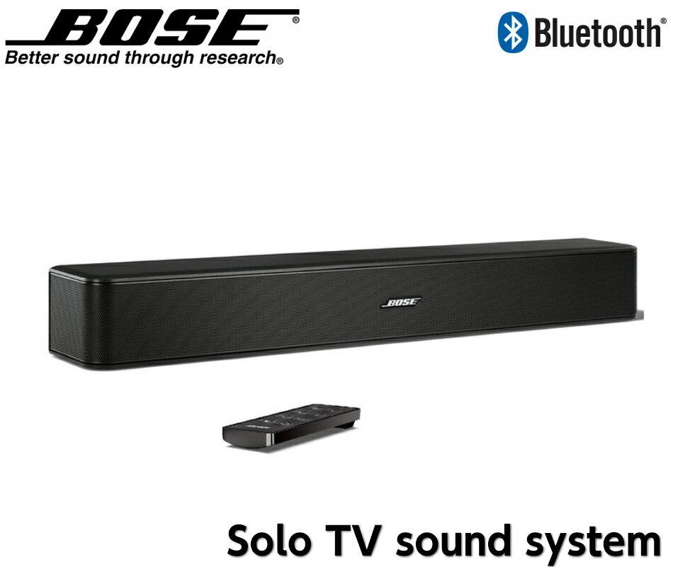 TV・オーディオ・カメラ, ホームシアターシステム BOSE Solo TV sound system (WB-120) TV Bluetooth