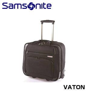 サムソナイト ビジネスバッグ VATON ビジネスキャリー2輪 ブリーフケース キャリーバッグ パソコンバッグ キャリーケース スーツケース Samsonite ビジネストローリー 出張鞄 旅行鞄
