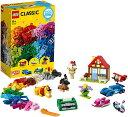レゴ LEGO クラシック 11005 4歳以上 900ピース LEGO CLASSIC ブロック 知育玩具 おもちゃ ホビー 男の子 女の子 レゴブロック アイデア ボックス パーツ