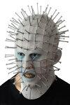 釘人間 釘男 針人間 恐怖 ホラー マスク お面 釘 くぎ お化け 肝試し お化け屋敷 ハロウィン 仮装 コスプレ 小道具
