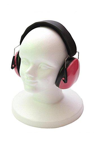 (SCGEHA) キッズ イヤーマフ こども 防音 遮音 騒音 耳栓 プロテクター